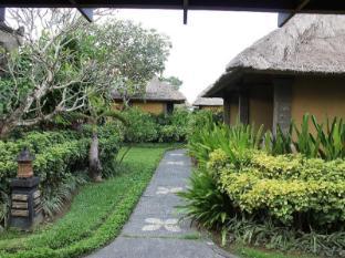 巴里馬塔哈瑞特比特飯店 峇里島 - 庭院
