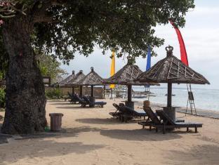 巴里馬塔哈瑞特比特飯店 峇里島 - 沙灘