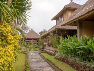 巴厘马塔哈瑞特比特酒店 巴厘岛 - 花园