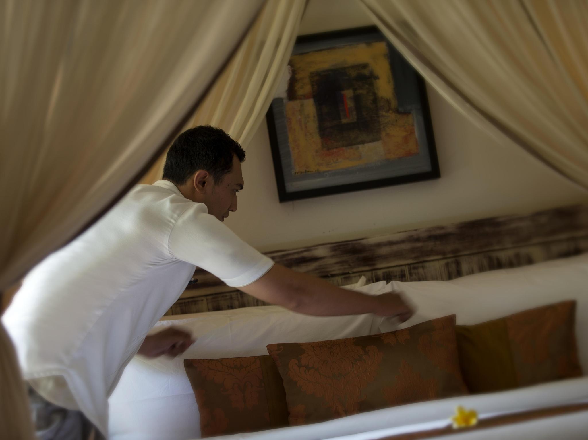 Villa De Daun Hotel23