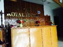 Royal Luxury Hotel: reception