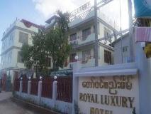 Royal Luxury Hotel: exterior