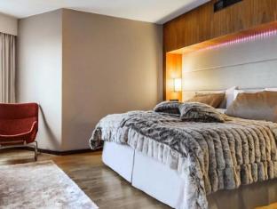 Radisson Blu Royal Hotel Helsinki Helsinki - Royal Suite's Bedroom
