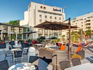Radisson Blu Royal Hotel Helsinki Helsinki - Balcony/Terrace