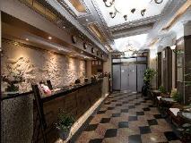 Benhur Hotel: lobby