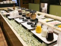 Ramada Songdo: buffet
