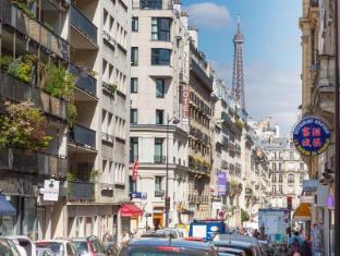 Hotel Yllen Eiffel Paris - Exterior