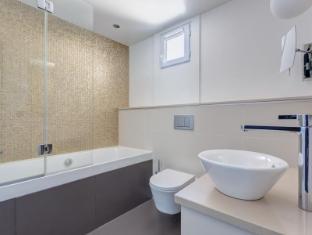 Hotel Yllen Eiffel Paris - Bathroom