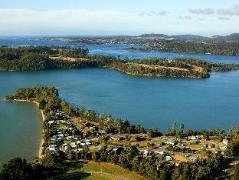 Australia Hotel Booking | Beauty Point Tourist Park Cabins