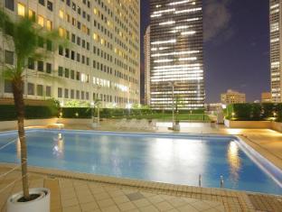 Keio Plaza Hotel Tokyo - Swimming Pool