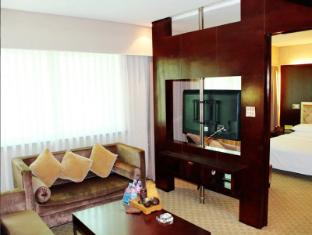 Harbin Fortune Days Hotel هاربين - غرفة الضيوف