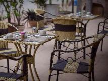 Golden Parasol Luangprabnag Hotel: restaurant