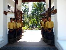 Yoma Cherry Lodge: entrance