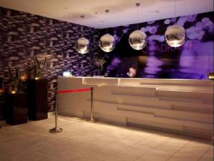 The Quadrant Hotel & Suites Auckland - Reception