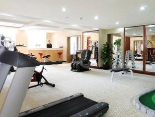 Best Western Pudong Sunshine Hotel Shanghai - Fitness Room