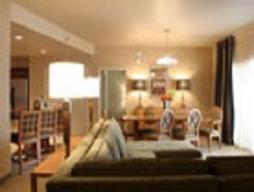Suite Solitaire Pemandangan Penggalan Kota (Tanpa Biaya Resor)