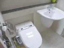 BNB Busan Guesthouse Seomyeon: bathroom