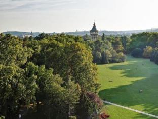 Danubius Health Spa Resort Margitsziget Budapest - Aussicht