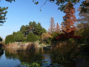 Danubius Health Spa Resort Margitsziget Budapest - Garten