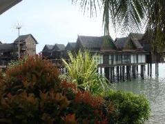 Cheap Hotels in Langkawi Malaysia | Delisha Suite at Langkawi Lagoon
