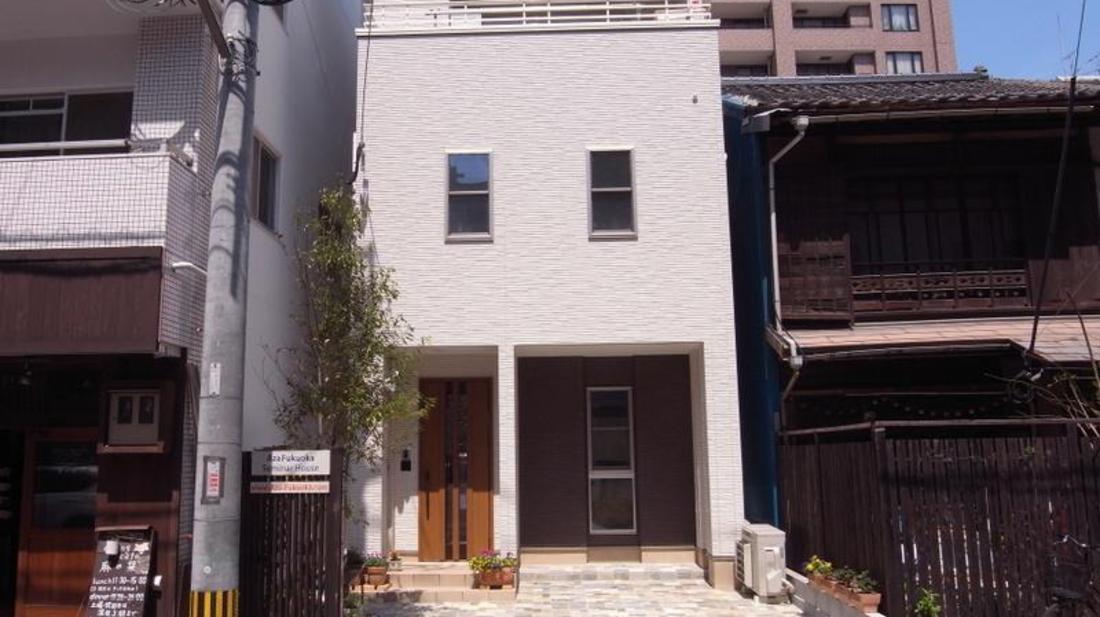Aza Fukuoka Seminar House ()