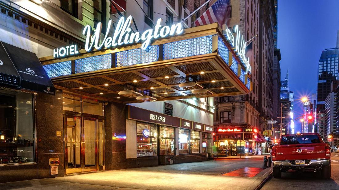 wellington hotel new york ny united states. Black Bedroom Furniture Sets. Home Design Ideas