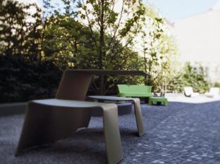 Ku' Damm 101 Hotel Berlin - Garten