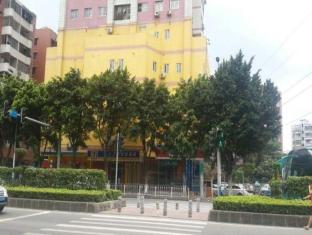 7 Days Inn Guangzhou Fangcun Jiaokou Metro 2nd Branch