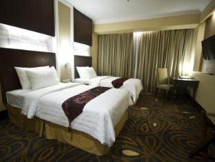 โรงแรมอีเมอรอลด์การ์เด้น เมดัน - ห้องพัก