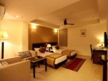 OYO Rooms Airport Link Apartments: standard room
