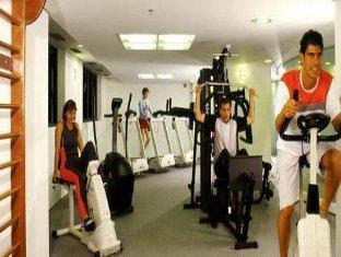 Park Inn Ibirapuera by Radisson Sao Paulo - Fitness Room