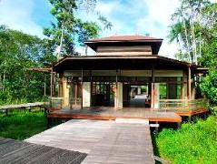 Kinabatangan Wetlands Resort   Malaysia Hotel Discount Rates