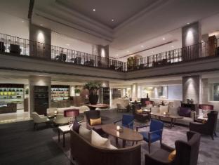 New World Shanghai Hotel Shanghai - Cha Lounge
