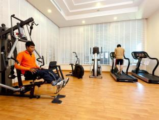 Grand Pacific Sovereign Resort & Spa Hua Hin / Cha-am - Fitness Room
