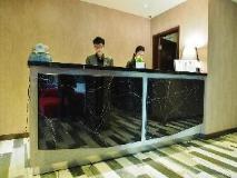 Gloucester Hotel: reception