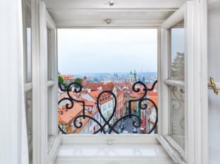 Hotel Golden Star Prague - View