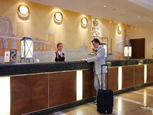 Peter 1 Hotel Moscow - Reception
