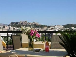 Apollo Hotel Athens - Balcony/Terrace