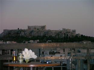 Apollo Hotel Athens - Roof Top Bar