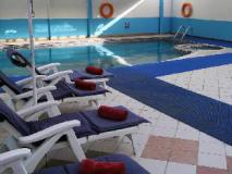 Spark Residence Deluxe Hotel Apartment: swimming pool