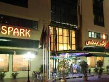Spark Residence Deluxe Hotel Apartment: view