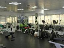 Spark Residence Deluxe Hotel Apartment: fitness room
