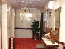 Pan Gulf Hotel Suites: interior