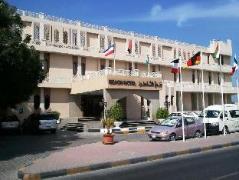 Beach Hotel Sharjah United Arab Emirates
