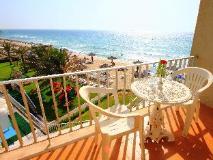 Beach Hotel Sharjah: balcony/terrace