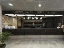 Beach Hotel Sharjah: reception