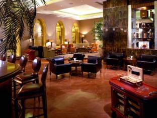 Emirates Palace Hotel Abu Dhabi - Havanna Club Cigar Lounge