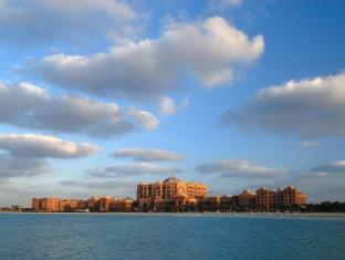 Emirates Palace Hotel Abu Dhabi - At Day light