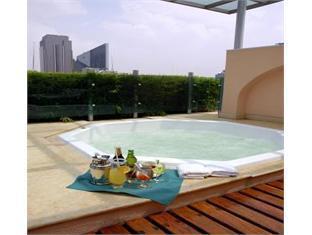 Eurostars Zona Rosa Suites Mexico City - Hot Tub