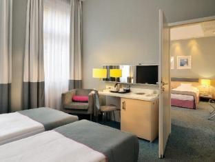 Atrium Fashion Hotel Budapest - Guest Room